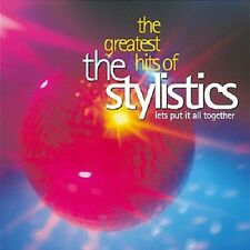 The Stylistics Greatest Hits CD NEW SEALED Can't Give You Anything But My Love+