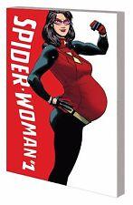SPIDER-WOMAN VOL 1 BABY TALK TPB