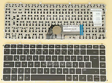 for HP Envy 4-1000st 4-1001st 4-1100st Keyboard SILVER NO backlit Turkish Klavye