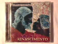TRANCENDENTAL Rinascimento cd FERZAN OZPETEK ALDO DE SCALZI COME NUOVO LIKE NEW!