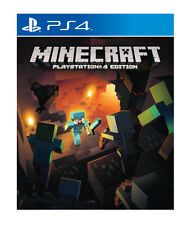 Minecraft Playstation 4 Edition (PS4) UK PAL