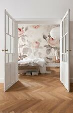 La Maison Wall Mural Floral Komar Decal Pink Decor XXL4-034 FREE SHIPPING