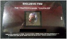 """Dead by Daylight PAX exclusive Trappers mask """"Chuckles"""" Steam code"""