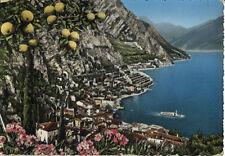 Alte Postkarte - Lago di Garda - Limone