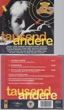CD--TAUSEND ANDERE---BAUM-DANZER-HIRSCH-BLUESPUMPM-PEYER-LUX