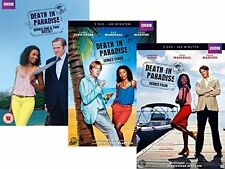Death in Paradise - The Complete Series 1   2   3   4