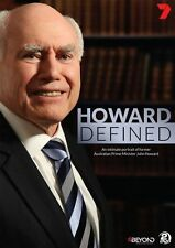 Howard Defined DVD New/Sealed Region 4