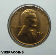 1941   LINCOLN  ONE CENT  -   HIGH GRADE   -  #6035