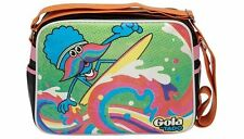 GOLA REDFORD BAG TADO STYLE SURF - BLACK / ORANGE / MULTI