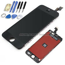 REPLACE IPHONE 5C LCD TOUCH SCREEN DIGITIZER DISPLAY ASSEMBLY FULL UNIT BLACK