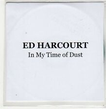 (FJ794) Ed Harcourt, In My Time Of Dust - DJ CD