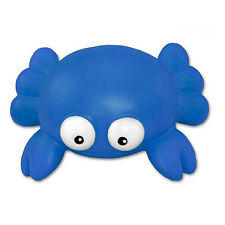 Blue Crab Bath Buddy Water Squirter NEW Toys Kids Soft Toys Puzzled Inc