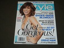 2007 MARCH IN STYLE MAGAZINE - SANDRA BULLOCK FRONT COVER - FASHION - J 2862