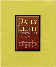 Daily Light by Anne Graham Lotz (1998, Hardcover)