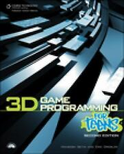 3D Game Programming for Teens, 2nd-ExLibrary