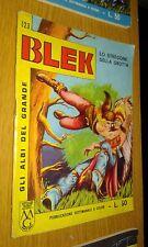 GLI ALBI DEL GRANDE BLEK # 123-BLEK LE ROC -LIBRETTO-ORIGINALE-1965