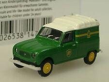 Brekina Renault R4 Fourgonnette BP Gas - 14734  - 1/87