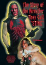 """The Story of the Wrestler They Call """"Sting"""" (Pro Wrestling Legends)-ExLibrary"""
