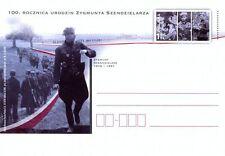 Polska Poland 2010 Fi cp 1532 100. rocznica urodzin Zygmunta Szendzielarza