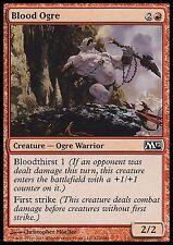 Blood Ogre X4 EX/NM M12 MTG Magic Cards Red Common