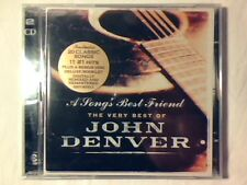 JOHN DENVER A song's best friend - The very best of 2cd SIGILLATO SEALED!!!