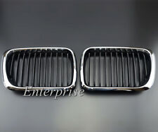 Front  Electroplating Frame Kidney Style Grille f/ BMW 97-98 E36 318 323 328 M3