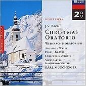Johann Sebastian Bach - J. S. Bach: Christmas Oratorio (CD, 1997) *New & Sealed*