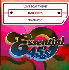 Love Boat Theme / Reasons - Jack Jones (2015, CD NIEUW)