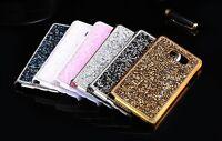 Diamond Glitter Bling Crystal Rhinestone Hard Case Hot Cover For Mobile Phones