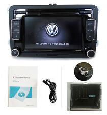 VW Autoradio RCD510 USB AUX MP3 CD GOLF TOURAN JETTA SHARAN SEAT POLO PASSAT
