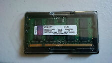 Kingston 2GB KVR800D2S6/2G PC2-6400 200-pin SO-DIMM DDR2 CL6 RAM