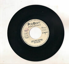 DEF LEPPARD - LET'S GET ROCKED - EMERSON LAKE & PALMER - BLACK MOON  DISCO PROMO