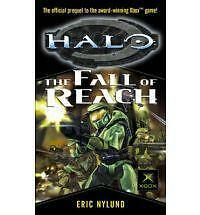 Halo: The Fall Of Reach, Nylund, Eric S., Paperback, New