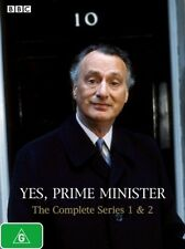 Yes, Prime Minister : Series 1-2 (DVD, 2005, 3-Disc Set)