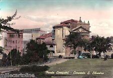 # MONTECOMPATRI: CONVENTO S. SILVESTRO 1959