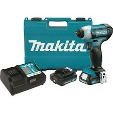 12V max CXT Lithium-Ion Cordless Impact Driver Kit MKT-DT03R1 Brand New!