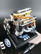 Ford 427 Wedge Engine Motorblock,V8,Modell 1:6,NEU,Motor Fertigmodell