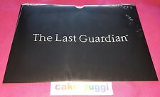 LITHOGRAPHIES THE LAST GUARDIAN  NEUF THE LAST GUARDIAN LITHOGRAPHS NEW 29X21CM