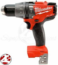 "New Milwaukee 2704-20 M18 FUEL 18V Lithium-Ion 1/2"" Hammer Drill Drill/Driver"