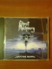 GHOST MACHINERY - OUT FOR BLOOD - CD