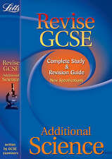 Additional Science: Complete Study and Revision Guide (2012 Exams Only) (Letts R