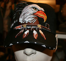 CASQUETTE USA- WESTERN - COUNTRY -AIGLE -INDIEN **SUPERBE PROMO**
