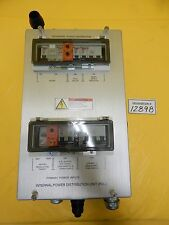 Opal 70412310310 Internal Power Distribution Unit PDU Box AMAT VeraSEM Used