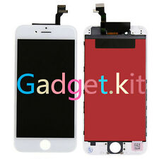 OEM For iPhone 6 4.7'' White Touch Screen Digitizer LCD Assembly Repairing Part