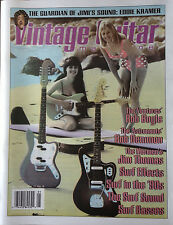 Vintage Guitar Magazine May 1997 Surf Issue! The Ventures / The Astronauts