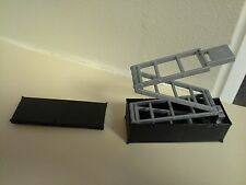 WWE Rumblers Climb & Crash LADDER w/ lid accessory MINT wrestling accessories