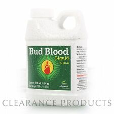 Advanced Nutrients Bud Blood Liquid Bloom Hydroponics Booster Simulator 250mL