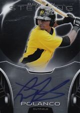 Gegory Polanco, 2013 Topps Sterling, AUTOGRAPH!!!, ROOKIE!!!