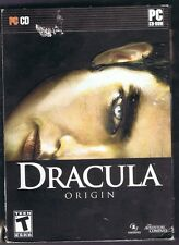 Dracula: Origin  (PC, 2008) Free USA Shipping!!