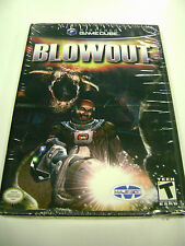 BlowOut (Nintendo GameCube, 2004) BRAND NEW for the GC System